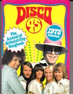 Disco 45 1978 Annual