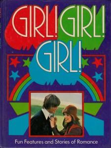 Girl Girl Girl 1973 Annual