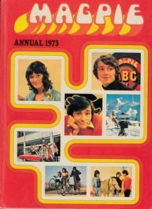 Magpie Annual 1973