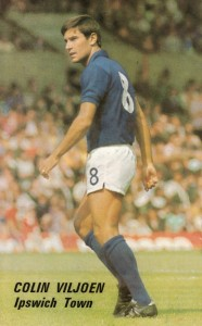 Colin Viljoen – Ipswich Town