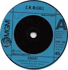 Convoy – CW McAll