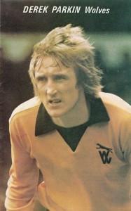 Derek Parkin Wolves 1973