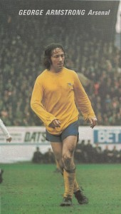 George Armstrong 1973