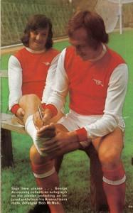 George Armstrong & Bob McNab