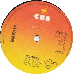 Bob Dylan – Mozambique