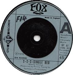 Fox – S-S-S-Single Bed