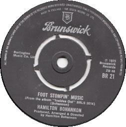 Hamilton Bohannan – Foot stompin' music