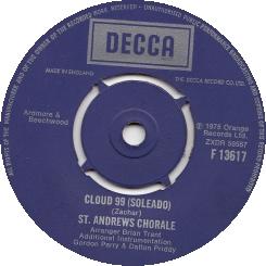 St Andrews Chorale – Cloud 99