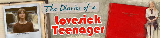Diary of a Lovesick Teenager Header Image